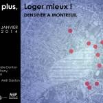 flyer recto - Présentation des travaux des étudiants - 25 janvier 2014